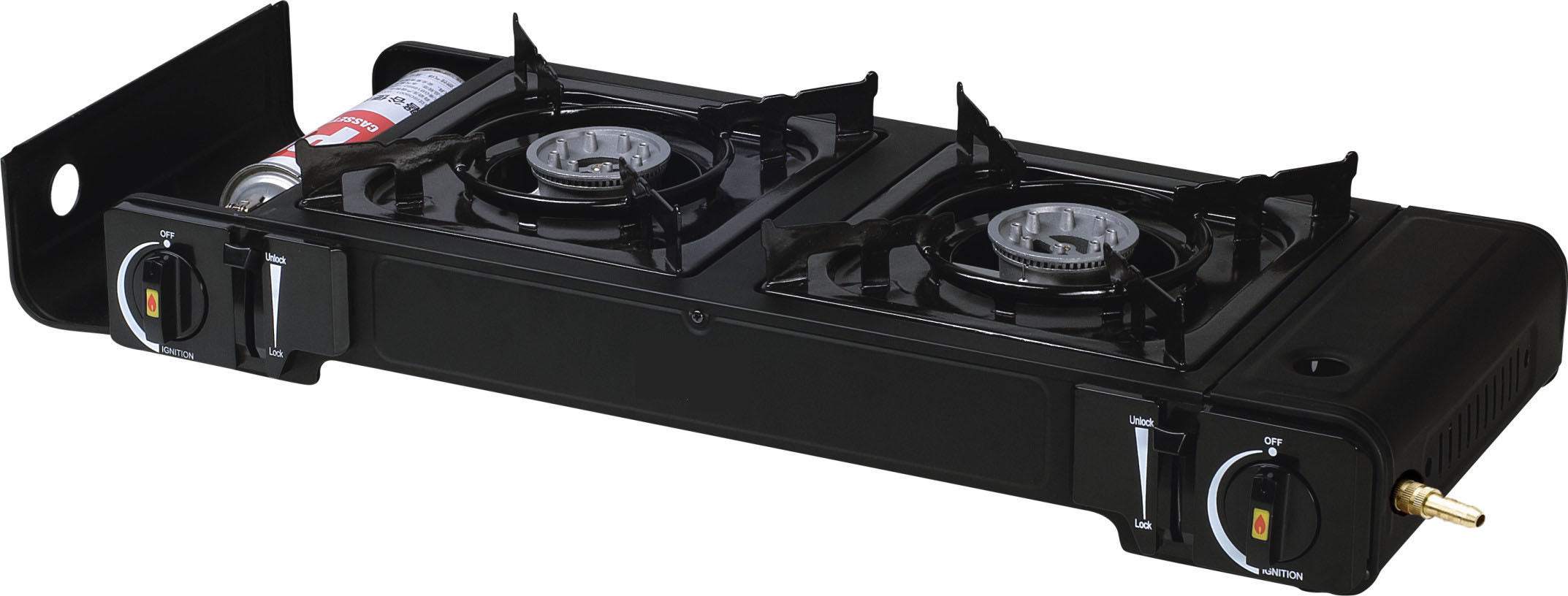 Double Burner Portable Gas Stove - Gas Stove &FreeStanding Oven ...