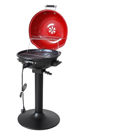 Portable Stand Electric BBQ Grill