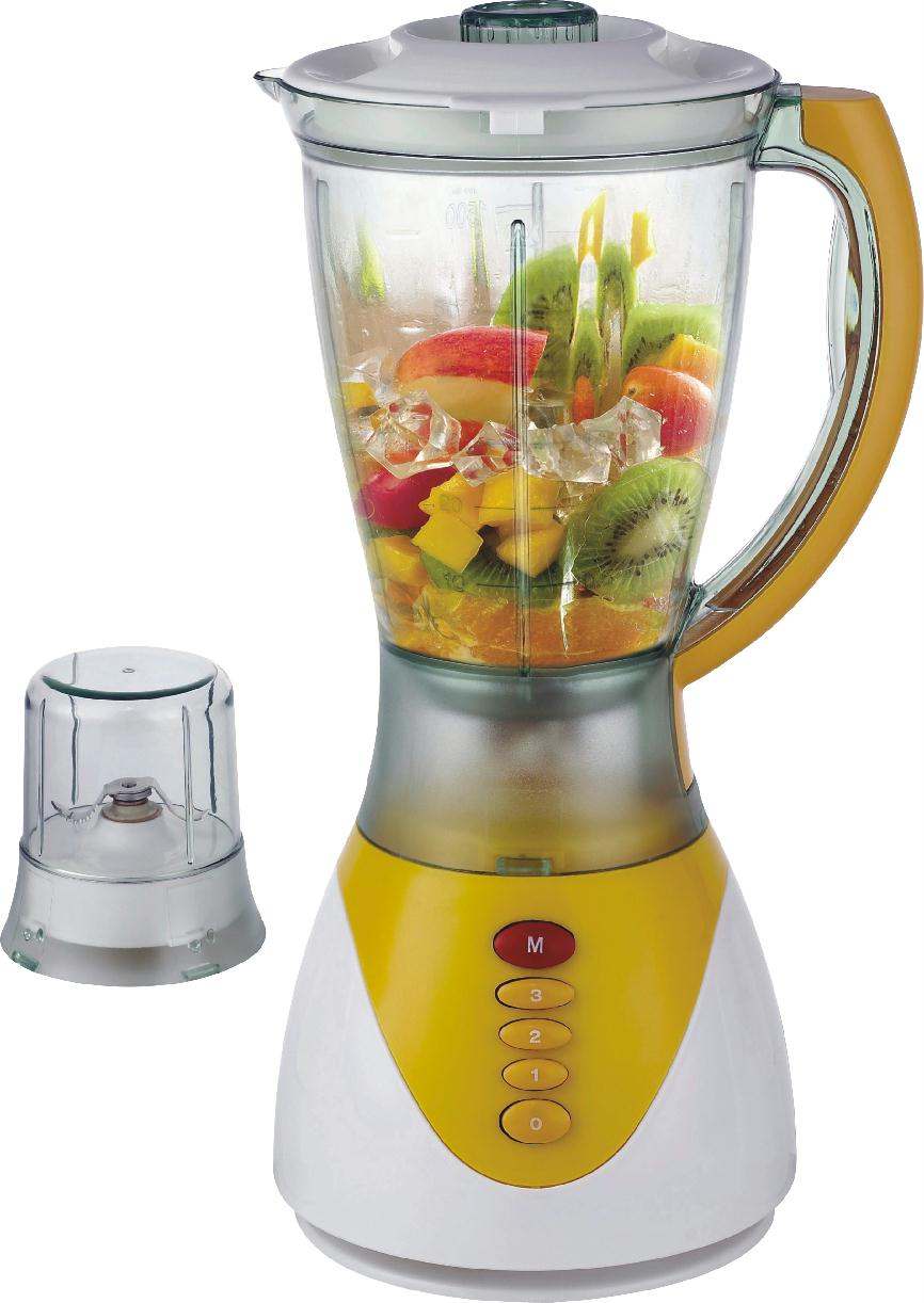 2 In 1  1.5Liter Electric Blender