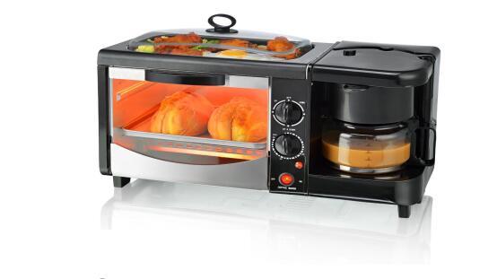 3 In 1 Kitchen Appliance Breakfast Maker 3 In 1
