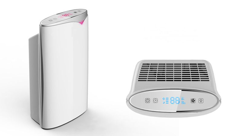 NS-AP10 6-Stage Purifying Electric Air Purifier ABS Body
